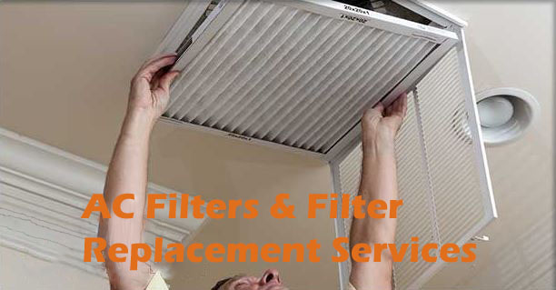 AC Filters & Filter Replacement Services