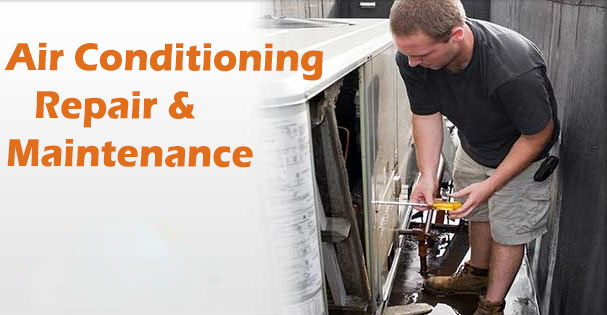 Air Conditioning Repair & Maintenance
