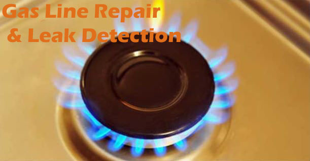 Gas Line Repair & Leak Detection