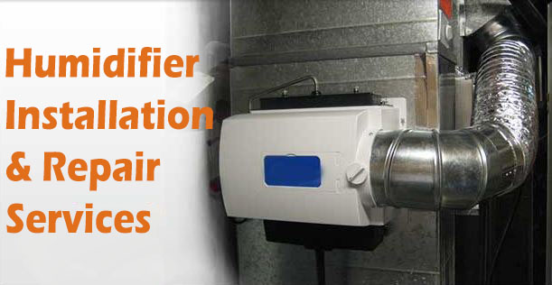 Humidifier Installation & Repair Services