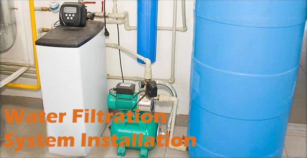Water Filtration System Installation
